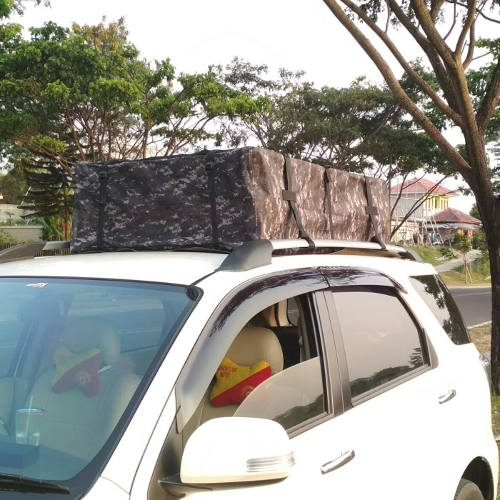 harga Roof bag big size special top carrier/roof rack/roof rail/roofbox Tokopedia.com