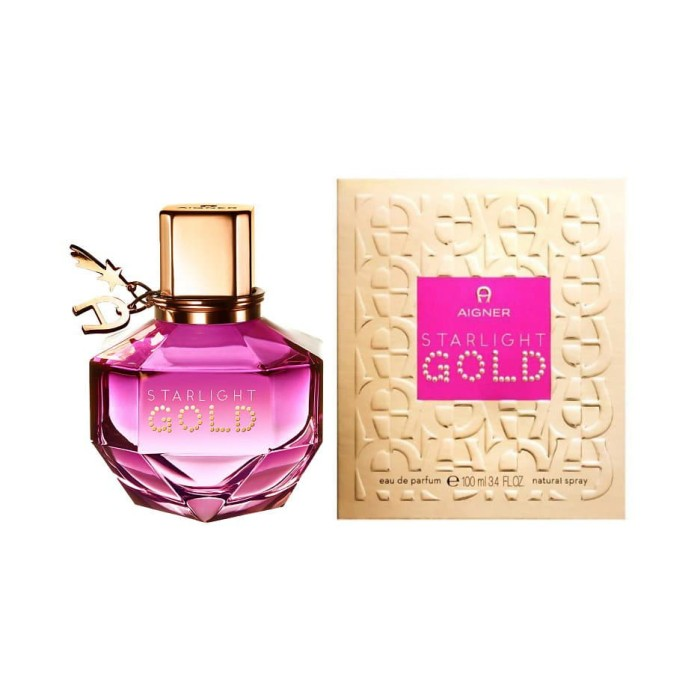 berühmte Designermarke authentisch frische Stile Jual PARFUM ORIGINAL ETIENNE AIGNER STARLIGHT GOLD EDP 100ML BPOM BOX SEGEL  - Kota Depok - dirgashop95   Tokopedia