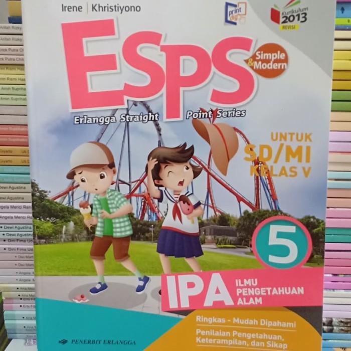 Buku Ipa Kelas 6 Sd Erlangga Pdf - Info Terkait Buku