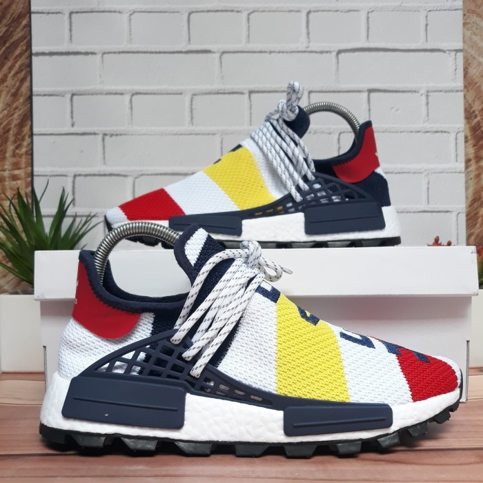 wholesale dealer 90ddd 864a3 Jual Adidas NMD Human Race Pharrell Williams X Billionaire Boys Club - , -  Kota Bandung - Ayaqqabi_sneakers | Tokopedia