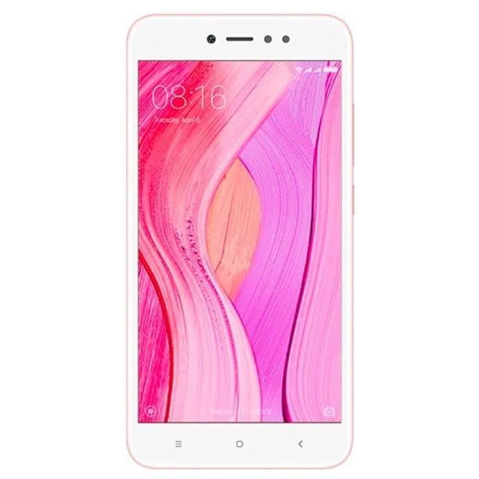Jual xiaomi redmi note 5a prime ram 3 rom 32 warna pink - Kota Malang -  bengawan jati | Tokopedia