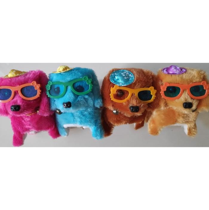 harga Mainan boneka anjing bunyi Tokopedia.com