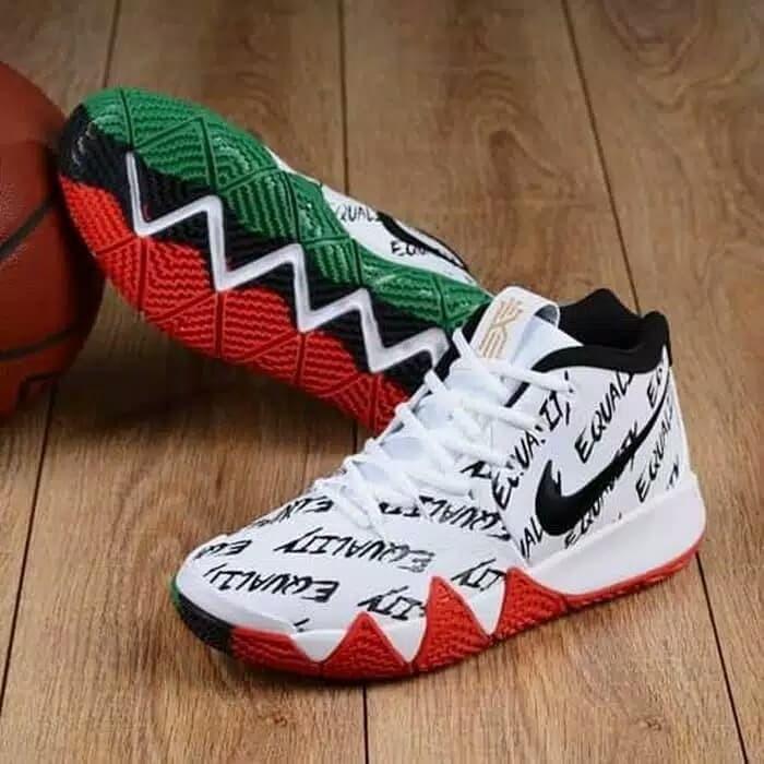 more photos a34fd 9a511 Jual Sepatu Basket Nike Kyrie 4 Equality - DKI Jakarta - SAKAY SNEAKERS |  Tokopedia