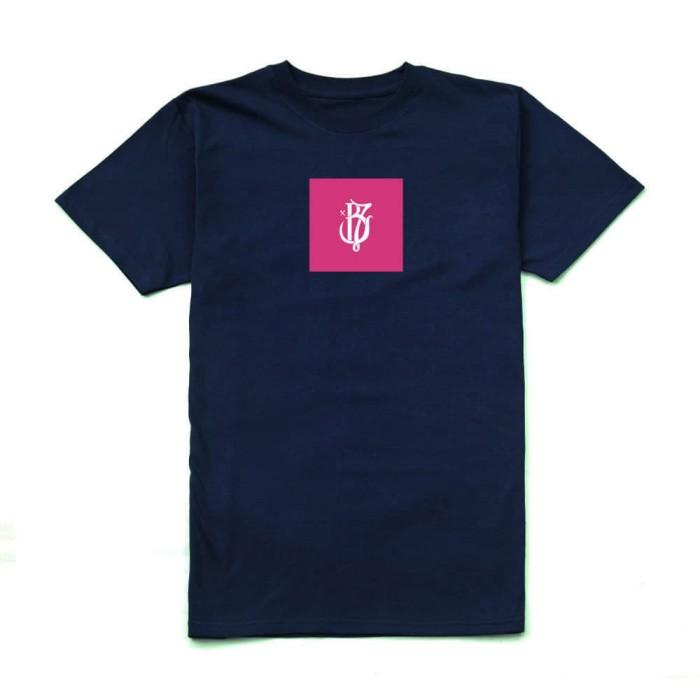 Foto Produk Box Logo Navy Tshirt dari Baby Zombie Co.