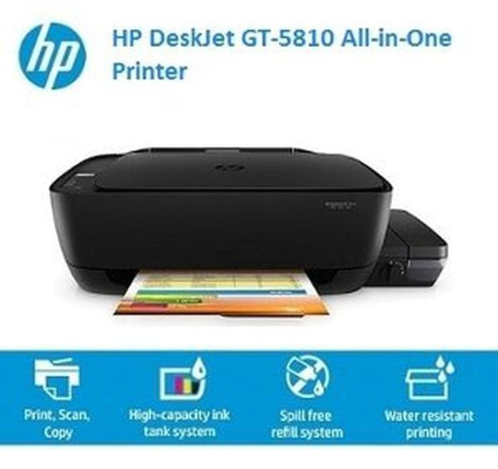 HP DeskJet GT 5810 All in One Printer Limited