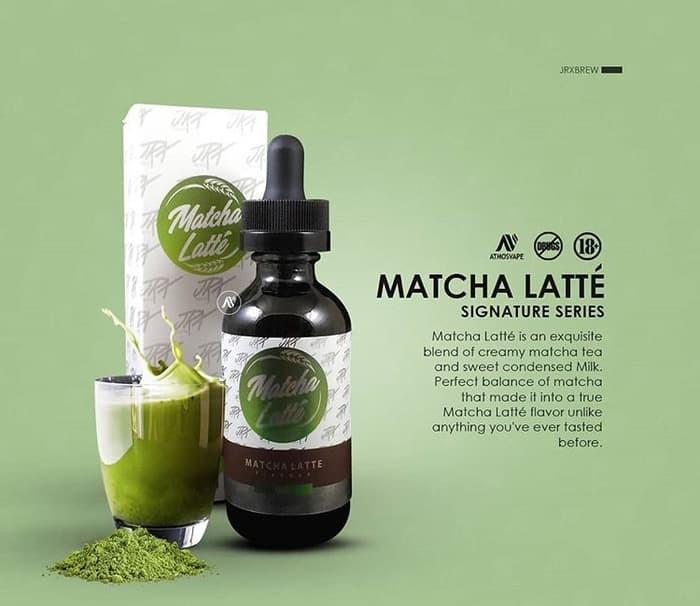 Jual Matcha Latte by JRX Brew Premium E Juice 60ML Liquid Vape 60ML - DKI  Jakarta - vapepink   Tokopedia