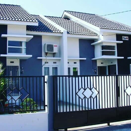 Jual Pagar Minimalis Terbaru 057 - Kota Tangerang Selatan - Madun Design  Interior | Tokopedia