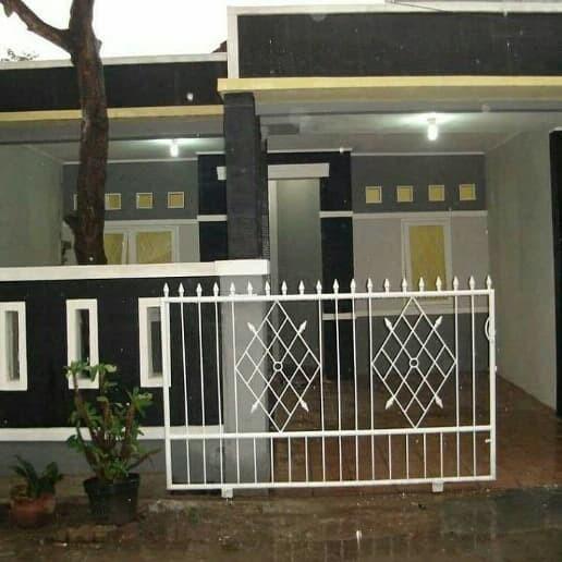 Jual Pagar Minimalis Terbaru 054 Kota Tangerang Selatan Madun Design Interior Tokopedia