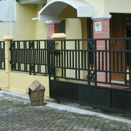 Jual Pagar Minimalis Terbaru 056 Kota Tangerang Selatan Madun Design Interior Tokopedia
