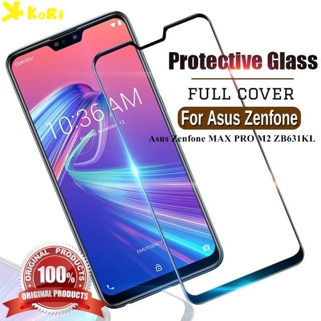 Jual Tempered Glass Asus Zenfone Max Pro M2 Zb631kl 6d Anti Gores Kaca Jakarta Barat Michellisto Tokopedia