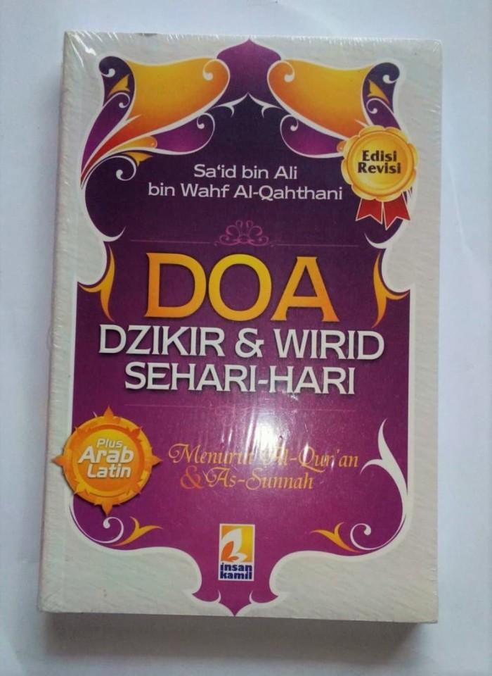 Foto Produk Buku Doa, Dzikir dan Wirid (Plus Latin) oleh Sa'id bin Ali bin wahf Al dari TOKO Grosir Buku