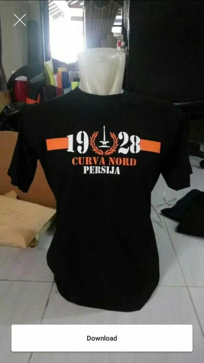 Jual T Shirt Kaos Baju CURVA NORD PERSIJA Kota Bekasi Anma Srore