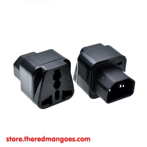 harga Connector iec 320 / iec320 iec 60320 c14 / c-14 ups pdu to ac power Tokopedia.com