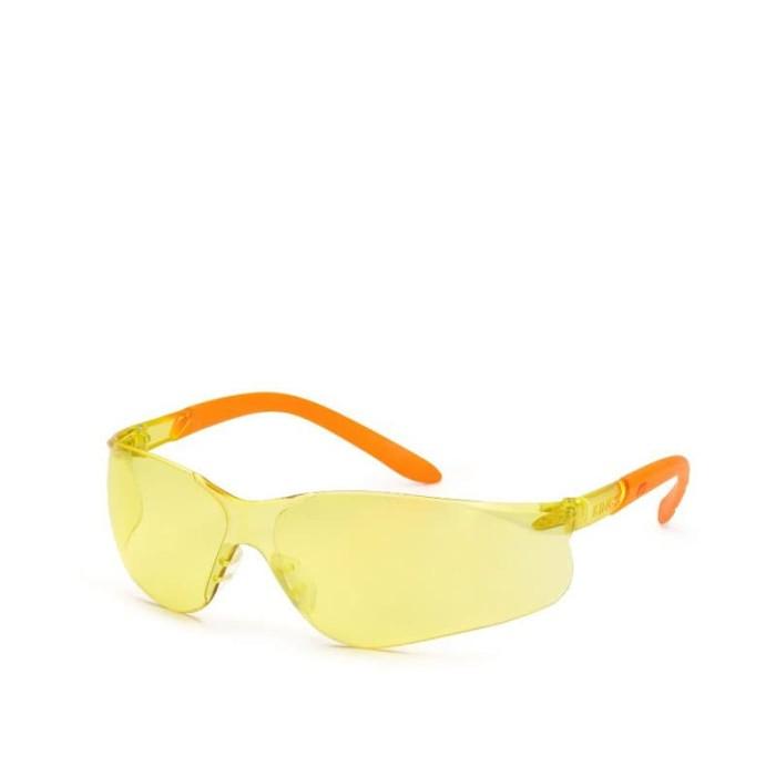 harga King's ky 2228f kacamata safety amber - kaca mata fashion gaya kings Tokopedia.com