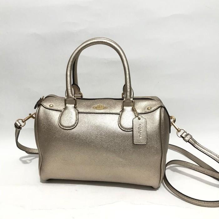 Jual Tas Wanita Coach Original - Co Mini Bennet Platinum ... 2885b5cdbb