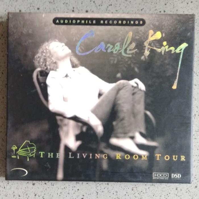 Cd Carole King The Living Room Tour Audiophile Recordings 2cd Hdcd