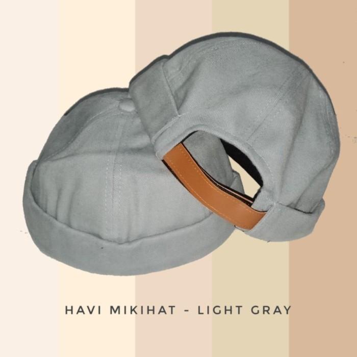 HAVI PECI Kopiah Sholat Shalat Miki Hat Mikihat Topi Gaul Beanie Cap cca8244a5f
