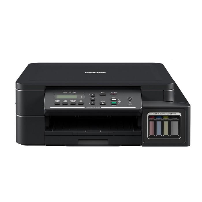 harga Brother - multifunction ink jet dcp-t510 Tokopedia.com