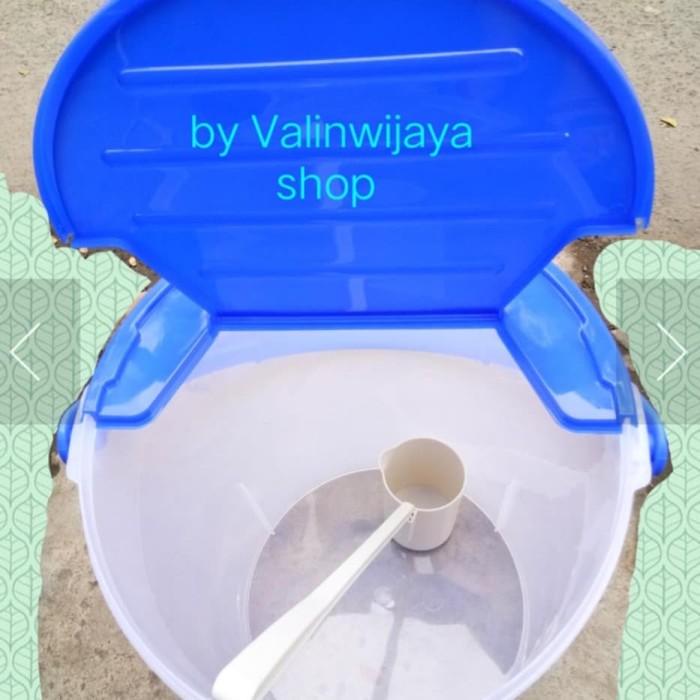 Jual Tempat Air Kotak Es Buah Aquarium Es Dispenser Kota Tangerang
