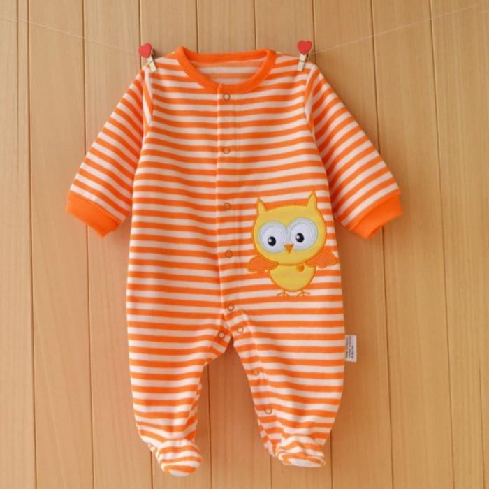 b3df52038 Jual Baby Jumpsuit   Baju Bayi Hangat   Baby Jumper   Baju Tidur ...