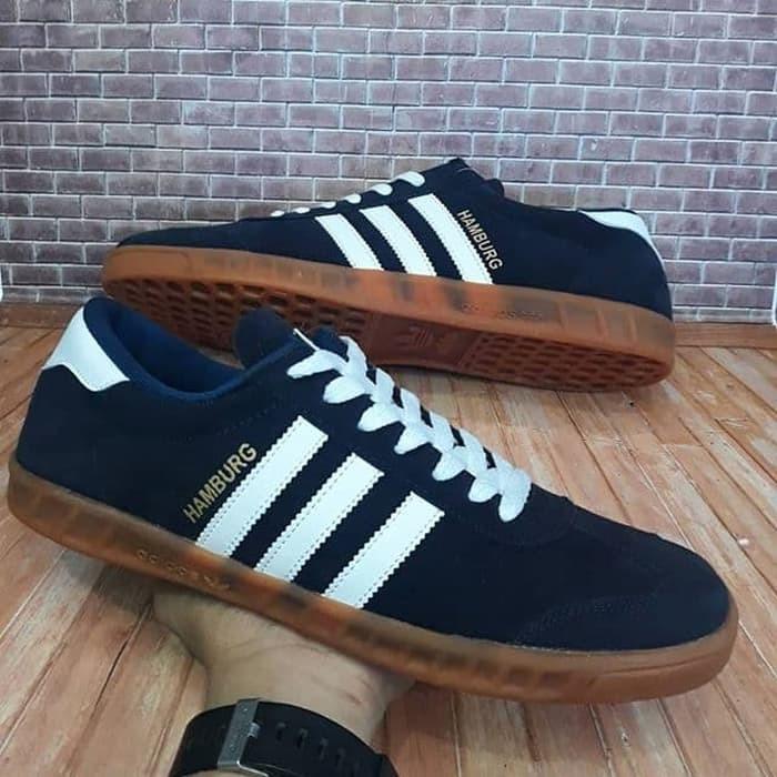 new product d0728 862fe Jual FREE ONGKIR SNEAKER Adidas Hamburg 1 / sepatu sekolah / sepatu adidas  - DKI Jakarta - Erguir Store | Tokopedia