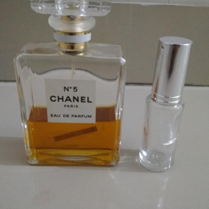 Jual Parfum Original Chanel No 5 Edp Women Decant Bakul Parfum