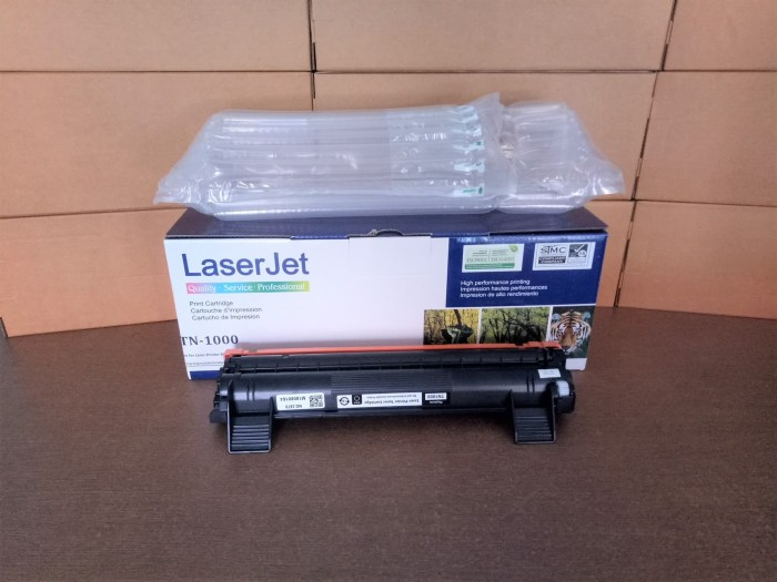 Foto Produk Toner Compatible Brother HL 1000 1110 MFC 1810 1815 Tn 1000 1020 dari PSA TONER