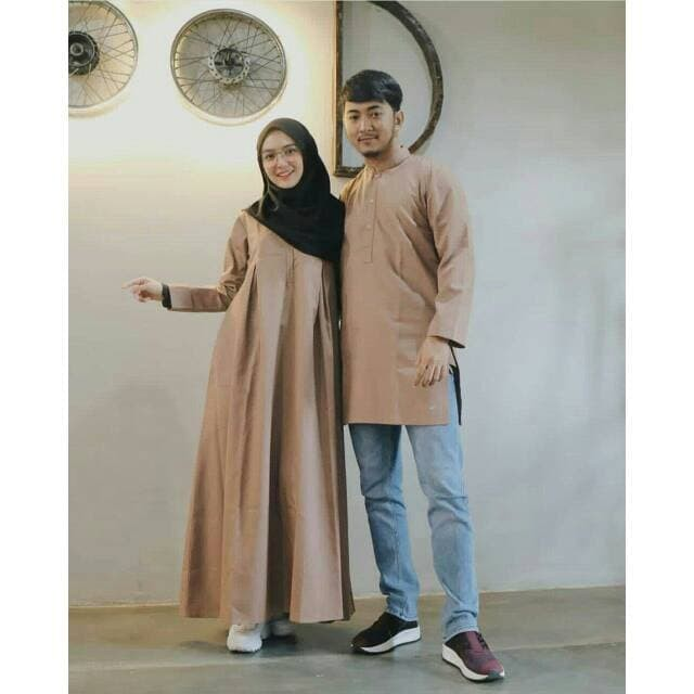 harga Baju couple keluarga muslim java couple sr Tokopedia.com