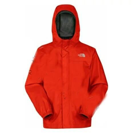Foto Produk Raincoat the north face jas hujan - Hitam dari alyazid_shop