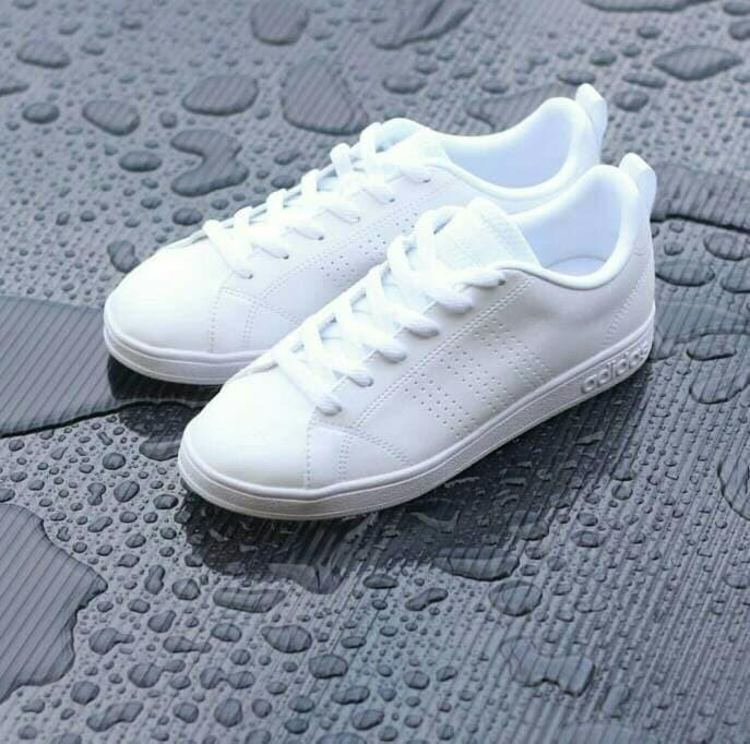 Jual Sepatu Adidas Neo Advantec white Original BNWB Putih 42 - Fast ... 164157935f