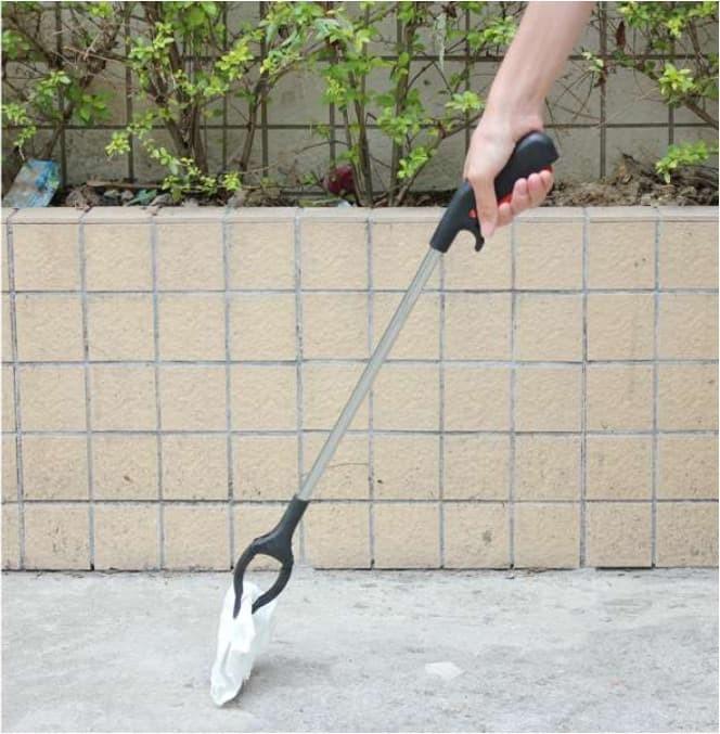 Long Arm Extension Reacher Grabber alat tongkat pengambil penjepit