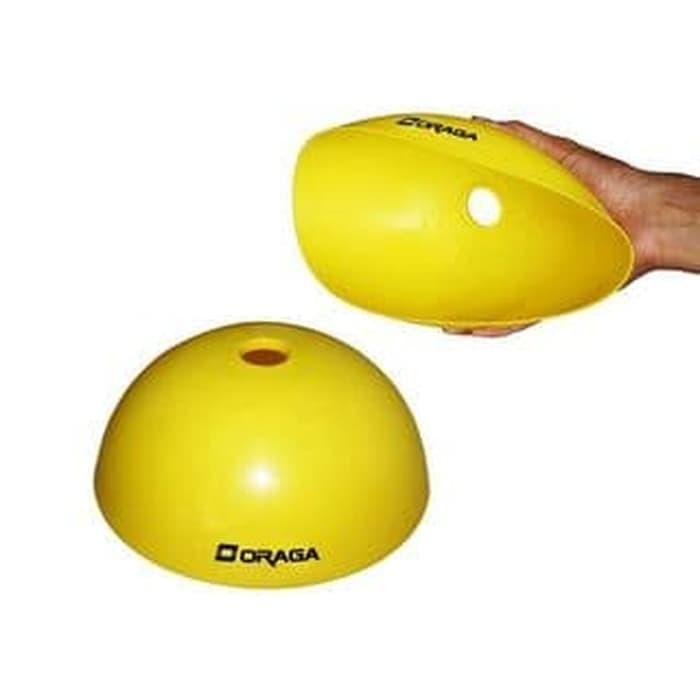 harga Alat latihan sepak bola - soft dome cones oraga set of 20 Tokopedia.com