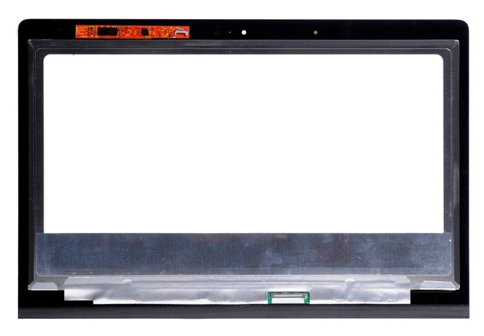 LCD IPS Display Touch Screen Digitizer Assembly+Bezel For Lenovo Yoga 900-13ISK2