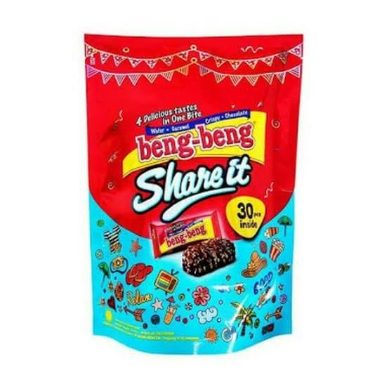 harga Beng-beng share it 30pcs Tokopedia.com