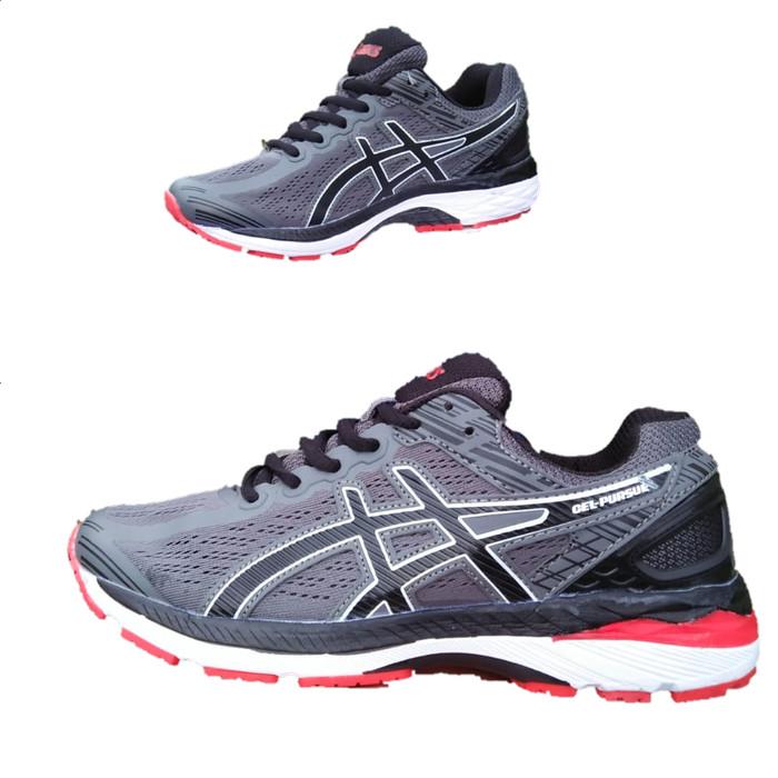 promo code 28684 5c5a5 Jual Asics Gel-Pursue Men's Running - Sepatu Lari Pria Silver [ASP223659] -  , - DKI Jakarta - Iwan Sepatu Sport | Tokopedia