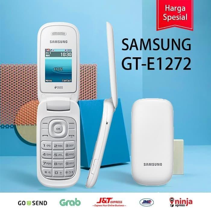 Jual Samsung Gt E1272 Samsung Lipat Flip Harga Spesial Dual Sim