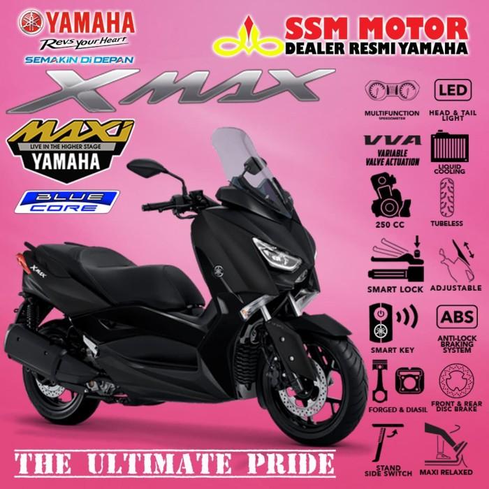 harga Yamaha xmax Tokopedia.com