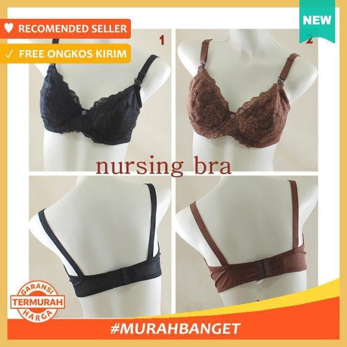 7fa4d38b7dab1 Jual Bra Menyusui - Nursing / , Bahan Brukat,Sample Sorella, Tanpa ...
