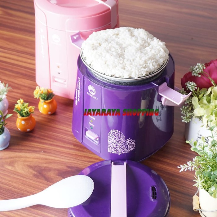 ... Godzu Mini Rice Cooker Travel RC 1 2 Liter Brand Godzu
