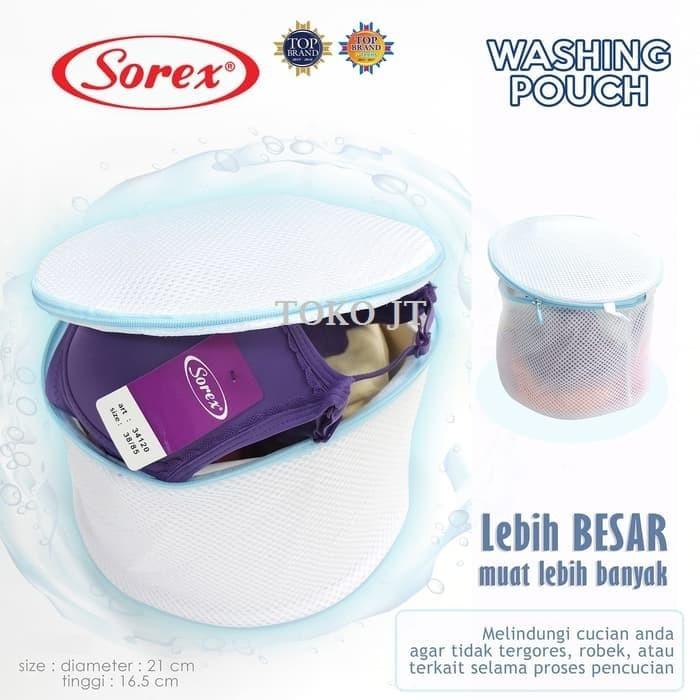 Foto Produk Washing Pouch /Keranjang Cuci BH /Bra Laundry Bag SOREX 002 dari Toko JT