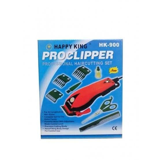 Cukur Rambut Happy King Proclipper Hk 900 - Info Daftar Harga ... fbc436708a