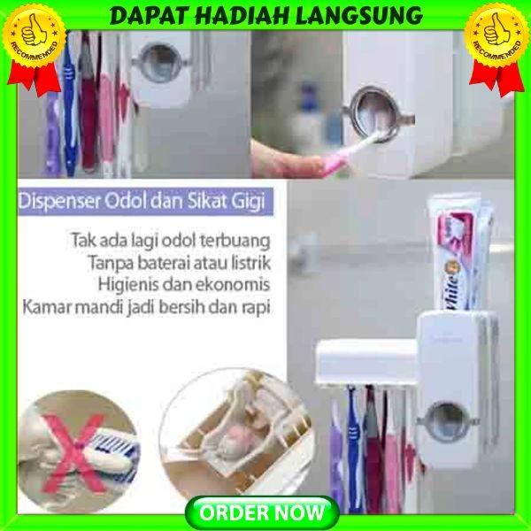 Dispenser Odol Toothpaste Dispenser - Daftar Harga Penjualan Terbaik ... 75f123ae65