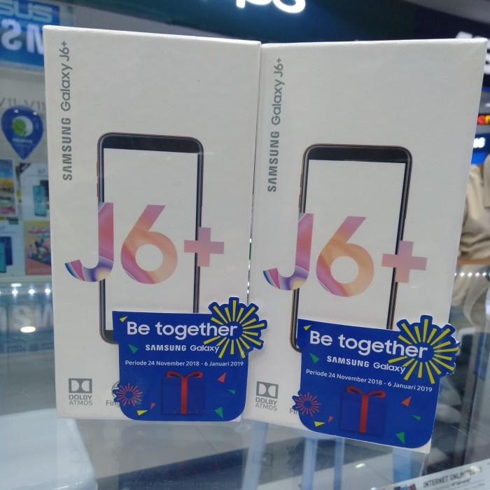 Jual Samsung Galaxy J6 Plus Ram 3 Internal 32 Garansi Resmi Sein