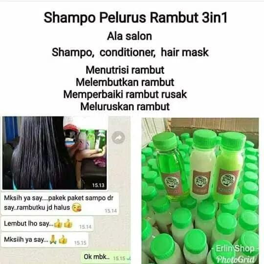 Jual Shampo Pelurus rambut smoothing - Dwifesa57  dc38041efa
