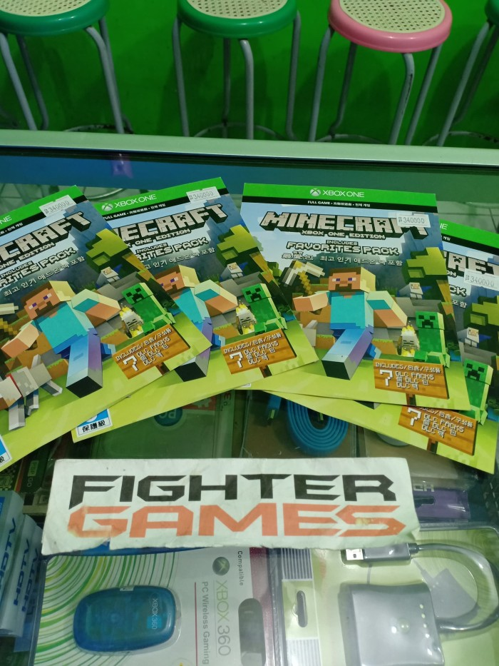 Jual Redeem Code Minecraft XBOX ONE Edition - Kab  Sleman - FIGHTER GAMES |  Tokopedia