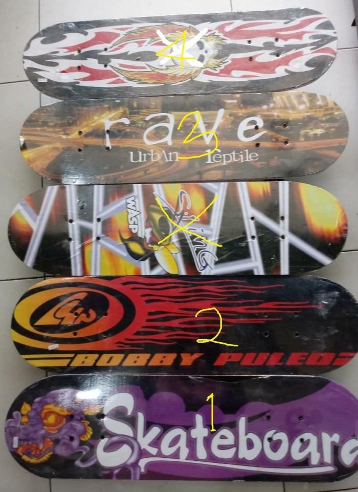 Foto Produk Skateboard Maple Dewasa 71cm dari aksesorishopcom