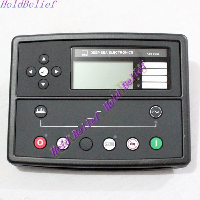 Electronic Control Module >> Jual Controller Deep Sea Electronic Control Module Panel Dse7510 Deep Sea Kota Tangerang Vapenkamera Tokopedia