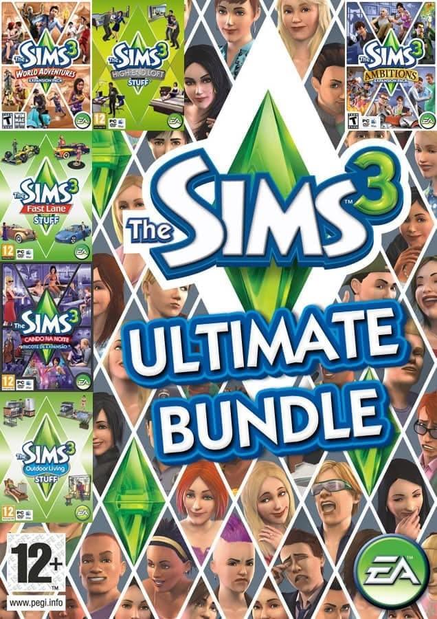 Jual The Sims 3 All Expansion & Stuff Packs Bundle Complete Edition GAME PC  - DVD - Kota Salatiga - JC COMPUTER SHOP | Tokopedia