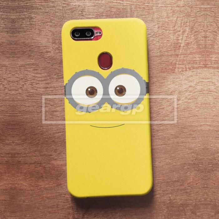 harga Minion c casing hp oppo f9 pro realme a3s f7 f5 custom case Tokopedia.com