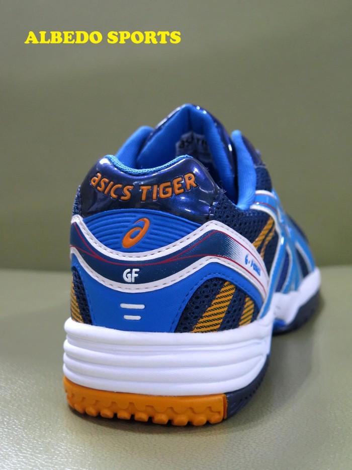 Jual ASICS TIGER G-FORCE Sepatu Volley   Voli (NAVY) - ORIGINAL 100 ... 2347756494